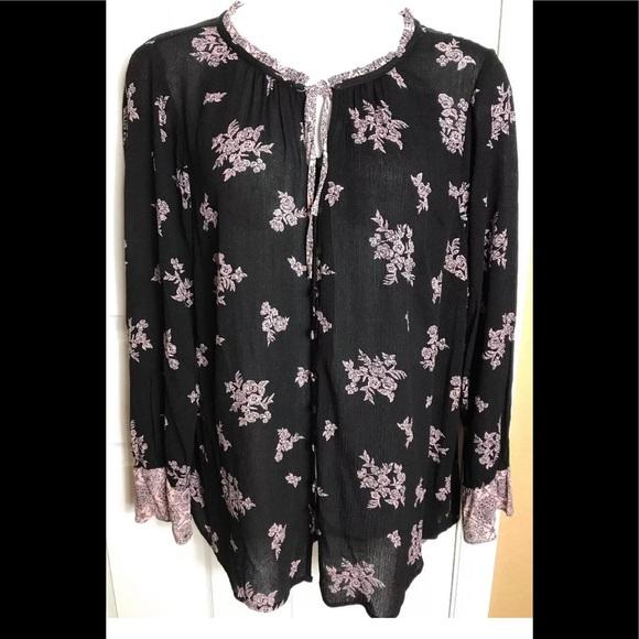 b859f568cd7 Torrid Women s Plus Size 2 2X Floral Tunic NWT (Q)